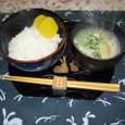 ざ・日本食